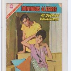 Tebeos: DOMINGOS ALEGRES NUMERO 660 MI QUERIDO VAGABUNDO. Lote 241966275