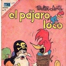 Livros de Banda Desenhada: NOVARO EL PAJARO LOCO Nº 297. Lote 242095350