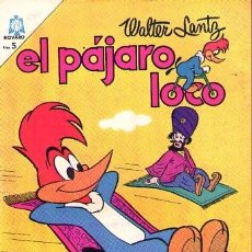 Livros de Banda Desenhada: NOVARO EL PAJARO LOCO Nº 269. Lote 242096250