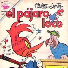 Livros de Banda Desenhada: NOVARO EL PAJARO LOCO Nº 251. Lote 242100930
