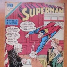 Tebeos: SUPERMÁN. AÑO XX, Nº 839, 15 DE DICIEMBRE 1971. NOVARO MÉXICO.. Lote 242868645
