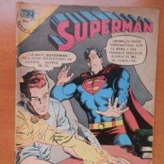 Tebeos: SUPERMÁN. AÑO XX, Nº 845, 2 DE FEBRERO 1972. NOVARO MÉXICO.. Lote 242872450
