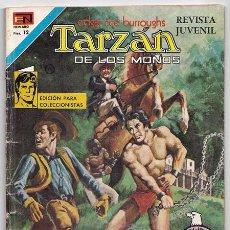 Tebeos: TARZÁN DE LOS MONOS, 2-511 / SERIE ÁGUILA – NOVARO, 08/1976. Lote 242923795