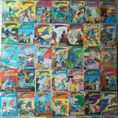 Tebeos: SUPERMAN NOVARO 43 NUMEROS. Lote 243021730