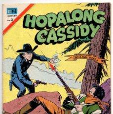 Tebeos: HOPALONG CASSIDY Nº 154 (NOVARO 1967). Lote 243122175
