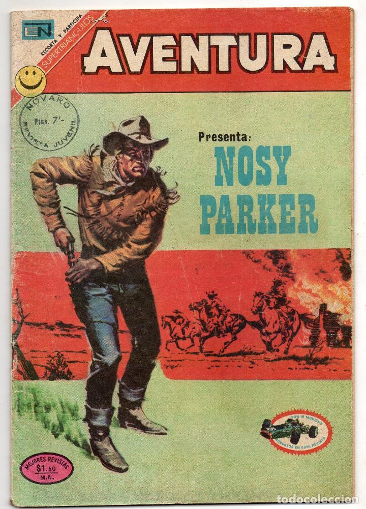 AVENTURA Nº 735 (NOVARO 1972) (Tebeos y Comics - Novaro - Aventura)