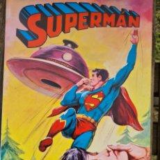 Tebeos: SUPERMAN TOMO XXI NOVARO. Lote 243132385