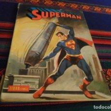 Tebeos: LIBRO COMIC LIBROCOMIC SUPERMAN NºS 29 XXIX Y 51 LI. NOVARO AÑOS 70.. Lote 70210865