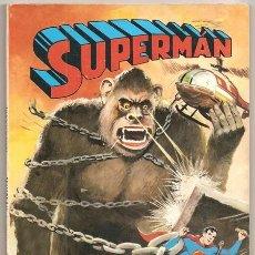 Tebeos: SUPERMAN, XXXVIII / LIBRO COMIC – NOVARO, 01/1978 | LIBROCOMIC Nº 38. Lote 243505015