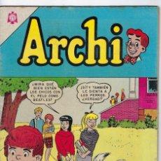 Livros de Banda Desenhada: ARCHI - AÑO X - Nº 159 - MARZO 15 DE 1966 **EDITORIAL NOVARO**. Lote 243545335