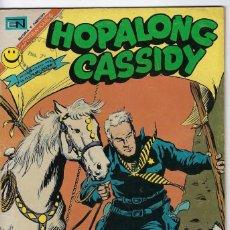 Tebeos: HOPALONG CASSIDY - AÑO XVIII - Nº 209 - ABRIL 24 DE 1972 **EDITORIAL NOVARO**. Lote 243547985