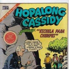 Tebeos: HOPALONG CASSIDY - AÑO XVII - Nº 196 - MARZO 26 DE 1971 **EDITORIAL NOVARO**. Lote 243548340