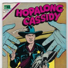 Tebeos: HOPALONG CASSIDY - AÑO XVI - Nº 179 - NOVIEMBRE 1º DE 1969 **EDITORIAL NOVARO**. Lote 243548700