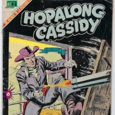 Tebeos: HOPALONG CASSIDY - AÑO XV - Nº 170 - FEBRERO 1º DE 1969 **EDITORIAL NOVARO**. Lote 243549290