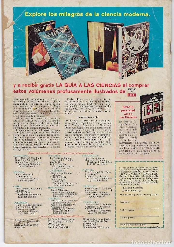 Tebeos: HOPALONG CASSIDY - AÑO XV - Nº 170 - FEBRERO 1º DE 1969 **EDITORIAL NOVARO** - Foto 2 - 243549290