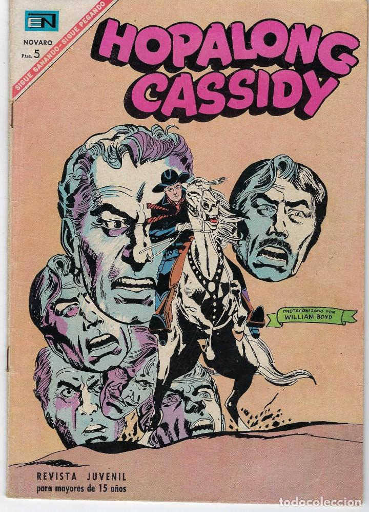 HOPALONG CASSIDY - AÑO XIII - Nº 149 - MAYO 1º DE 1967 **EDITORIAL NOVARO** (Tebeos y Comics - Novaro - Hopalong Cassidy)