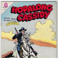 Tebeos: HOPALONG CASSIDY - AÑO XI - Nº 122 - FEBRERO 1º DE 1965 **EDITORIAL NOVARO**. Lote 243550150