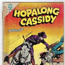 Tebeos: HOPALONG CASSIDY - AÑO XI - Nº 116 - AGOSTO 1º DE 1964 **EDITORIAL NOVARO**. Lote 243550470