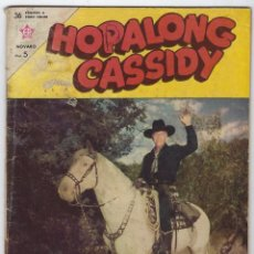 Tebeos: HOPALONG CASSIDY - AÑO X - Nº 105 - SEPTIEMBRE 1º DE 1963 **EDITORIAL NOVARO**. Lote 243551885