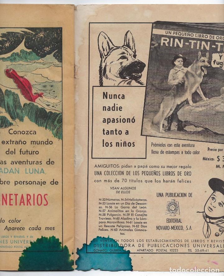 Tebeos: HOPALONG CASSIDY - AÑO X - Nº 105 - SEPTIEMBRE 1º DE 1963 **EDITORIAL NOVARO** - Foto 3 - 243551885