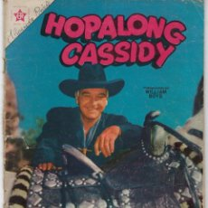 Tebeos: HOPALONG CASSIDY - AÑO II - Nº 24 - MAYO 1º DE 1956 **EDITORIAL NOVARO**. Lote 243552260