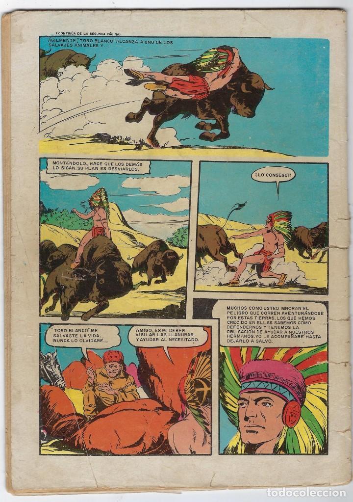 Tebeos: HOPALONG CASSIDY - AÑO II - Nº 24 - MAYO 1º DE 1956 **EDITORIAL NOVARO** - Foto 2 - 243552260
