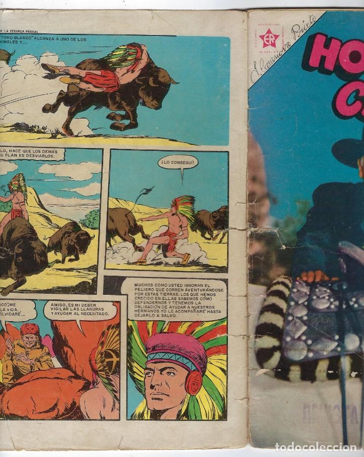 Tebeos: HOPALONG CASSIDY - AÑO II - Nº 24 - MAYO 1º DE 1956 **EDITORIAL NOVARO** - Foto 3 - 243552260