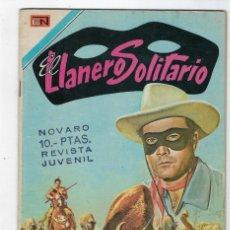 BDs: EL LLANERO SOLITARIO - AÑO XXII - Nº 323 - SEPTIEMBRE 27 DE 1974 ** EDITORIAL NOVARO **. Lote 243562945