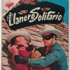 BDs: EL LLANERO SOLITARIO - AÑO VI - Nº 65 - AGOSTO 1º DE 1958 ** EDITORIAL NOVARO - SEA **. Lote 243567555