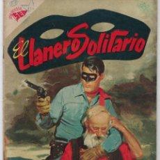 Tebeos: EL LLANERO SOLITARIO - AÑO V - Nº 57 - DICIEMBRE 1º DE 1957 ** EDITORIAL NOVARO - SEA **. Lote 243567910