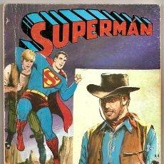Tebeos: SUPERMAN, XLIV / LIBRO COMIC – NOVARO, 09/1978 | LIBROCOMIC Nº 44. Lote 243692760