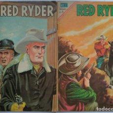 Tebeos: RED RYDER 158 Y 159. Lote 243798620