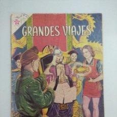 Tebeos: GRANDES VIAJES /LAS EMBAJADAS DE MARCO POLO Nº 4 EDICIONES RECREATIVAS NOVARO.. Lote 243877665
