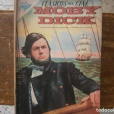 Livros de Banda Desenhada: MOBY DICK CLASICOS DEL CINE # 12 SEA NOVARO MEXICO 1957. Lote 243892345