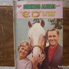 Tebeos: MR. ED DOMINGOS ALEGRES # 487 SEA NOVARO MEXICO 1963. Lote 243902575