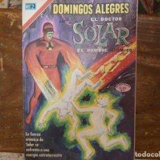 Tebeos: DOMINGOS ALEGRES # 862 EL DOCTOR SOLAR NOVARO MEXICO 1970. Lote 243913460