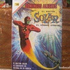 Tebeos: DOMINGOS ALEGRES # 679 EL DOCTOR SOLAR NOVARO MEXICO 1967. Lote 243913755