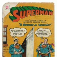 Tebeos: SUPERMAN 151, 1958, NOVARO.. Lote 243924440