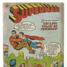 Tebeos: SUPERMAN 156, 1958, NOVARO, ENCUADERNACIÓN. Lote 243924765