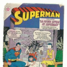 Tebeos: SUPERMAN 245, 1960, NOVARO, USADO. Lote 243925230