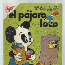 Tebeos: EL PÁJARO LOCO 137, 1958, NOVARO, BUEN ESTADO. COLECCIÓN A.T.. Lote 243927620