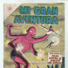 Tebeos: MI GRAN AVENTURA 2, 1960, NOVARO USADO. COLECCIÓN A.T.. Lote 243959745