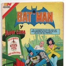 Tebeos: 1982 BATMAN # 3-21 NOVARO ADAN LUNA JIM APARO GERRY CONWAY MAN-BAT ROMEO TANGHAL VINCE COLLETTA EXCE. Lote 243994300
