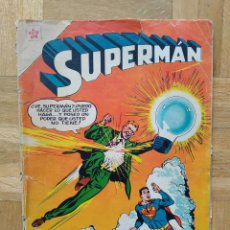 Tebeos: SUPERMÁN - AÑO VI, Nº 95, MARZO 1 DE 1957 ***NOVARO MÉXICO - EDICIONES RECREATIVAS*** VER FOTOS. Lote 244005460