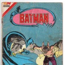 Tebeos: 1982 BATMAN # 3-35 NOVARO BATMAN CONOCE A SU HIJA HUNTRESS LA CAZADORA MAN-BAT CICATRIZ CONWAY APARO. Lote 244006815