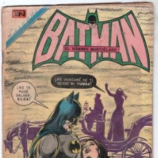 Tebeos: 1971 BATMAN # 600 NOVARO FRANK ROBBINS BOB BROWN GIL KANE & VINCE COLETTA BUEN ESTADO. Lote 244455765