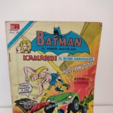 Tebeos: BATMAN SERIE AGUILA EDITORIAL NOVARO 2 - 928 AÑO 1978 - PRESENTA KAMANDI. Lote 244473870