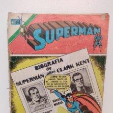 Tebeos: SUPERMAN NUMERO 1013 - 1975 - NOVARO. Lote 244474270