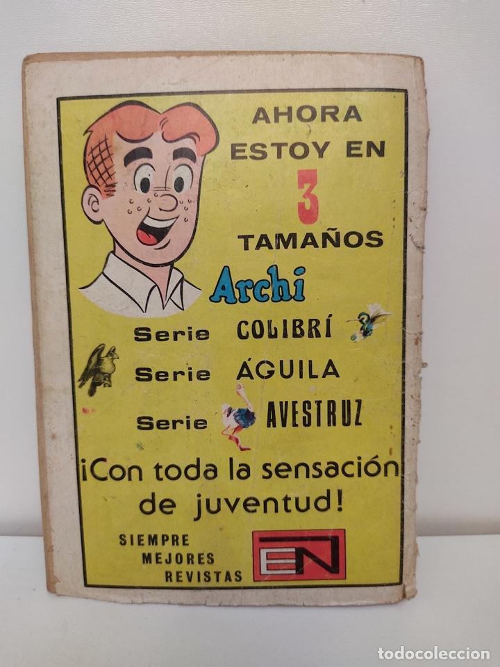 Tebeos: SUPERMAN NUMERO 1013 - 1975 - NOVARO - Foto 2 - 244474270