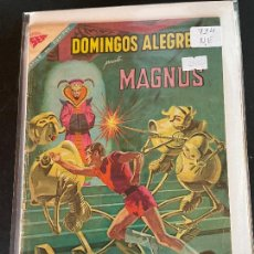 Livros de Banda Desenhada: NOVARO DOMINGOS ALEGRES NUMERO 724 NORMAL ESTADO. Lote 244553305